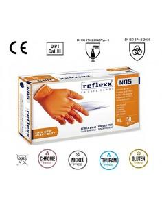 Reflexx N85/M, guanti in...