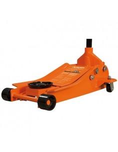UNI6201102 - Cric A Carrello Extra Piatto Modello SRWH 2500 EF - Portata 2,5 T - 1