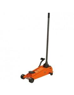 UNI6201103 - Cric A Carrello Modello SRWH 3000 QL - Con Alzata Rapida - Portata 3T - 1