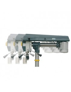 OPT058OP9181 - Trapano Radiale Modello RB 8S Per Legno Plastica E Alluminio - 750W - 1 2