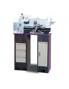 OPT050OP0310 - Tornio Modello TU 2004 V Con Visualizzazione Digitale E Regolazione Continua Del Numero Di Giri - Potenza 230 V - 2