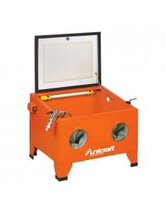 UNI6204000 - Sabbiatrice Modello SSK1 - Volume Cabina 90 Litri - 1
