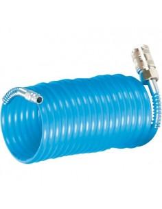 AIR2115605 - Tubo A Spirale In Poliuretano - Lunghezza 5 M - Diametro 6 Mm - 1