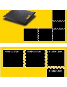 STAUMT2436E - Tappetino Anti-Fatica Componibile Pezzo Terminale 61x91x1,5 Cm - 1 2