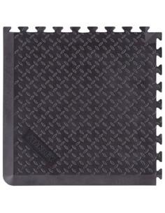 STAUMT2424E - Tappetino Anti-Fatica Componibile Pezzo D'Angolo 61x61x1,5 Cm - 1 2