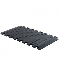 STAUMT2412E - Tappetino Anti-Fatica Componibile Pezzo Intermedio Piccolo 61x30x1,5 Cm - 1