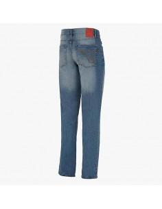 Pantalone Jeans Da Lavoro...