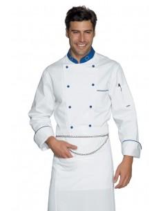 Giacca cuoco Profilata -...