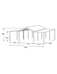 Kit Estensione Canopy 2