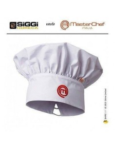 Cappello da Chef MasterChef...