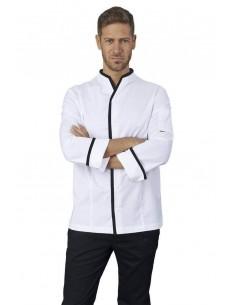 Giacca Chef Profilo Nero...