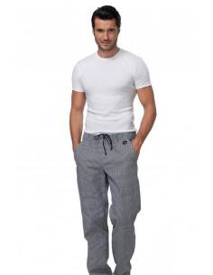 Pantaloni Pied De Poule...