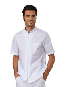 Casacca Uomo M/C Bianco...