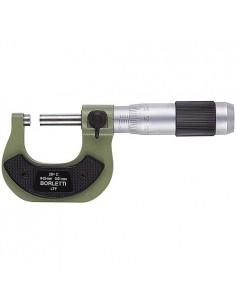 BORMELN-1W - Micrometro Centesimale Per esterni - Campo Di Misura 0-25 Mm - 1