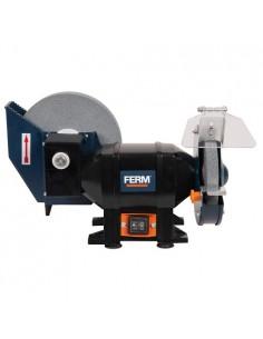 FERBGM1021 - Molatrice Da Banco Secco/Umido 250W - Velocità A Vuoto 2950 Giri/Min - 1 2