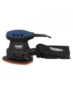 FERPSM1013 - Levigatrice Orbitale 220W - Velocità Rotazione 13000 Giri/Min -26000 Oscillazioni Al Minuto - 1