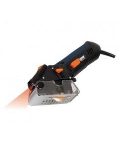 FERCSM1038 - Sega Circolare Di Precisione 400 W - Velocità A Vuoto 4200 Giri/Min - Ø Lama 54,8Mm - Peso 3Kg - Puntatore Laser -
