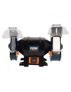 FERBGM1020 - Molatrice Da Banco 250W - Dimensioni Mola 150x20 Mm - Velocità A Vuoto 2950 Giri/Min - 1