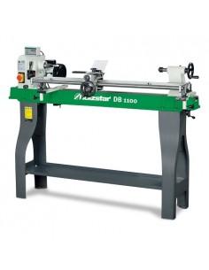HOL5921100 - Tornio Per Legno Modello DB 1100 - Max Diametro Tornibile 358 Mm - 1 2