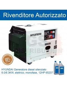 Generatore diesel...