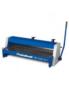 MET3776111 - Cesoia Manuale Di Precisione Modello TBS 1050-10 T Per Metalli - Max Larghezza 1050 Mm - 1