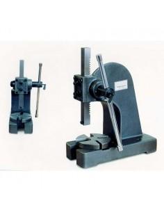 OPT111OP9011 - Pressa Manuale Universale Modello DDP 10 - Max Altezza Pezzo 123 Mm - Dimensioni 270x180x410 mm - 1