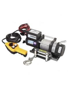 Argano elettrico a 12 V in corrente continua Fervi 0630/2200