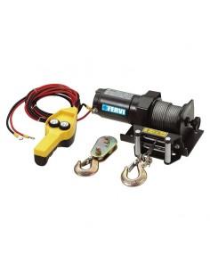 Argano elettrico 12 V in corrente continua Fervi 0630/0900