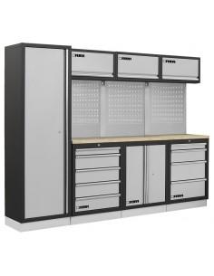 Arredamento modulare per officina A007D - 1