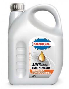 Olio Tamoil SINT 10W40 B-D...