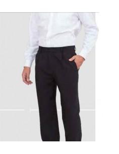Pantalone da Sala Uomo Nero...