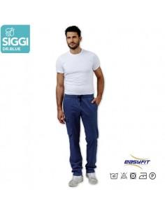 Pantaloni Unisex Stan Blu...
