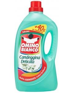 Omino Bianco Candeggina...