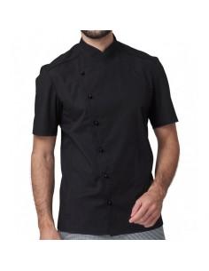 Giacca Chef M/C Nick Chef Nera 2