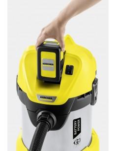 Aspiratori solidi liquidi WD 3 Battery Premium Karcher 1.629-950.0 - 1 2