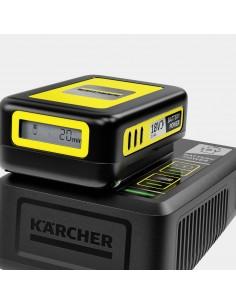 Caricabatterie rapido accessori speciali Karcher 2.445-032.0 - 1 2