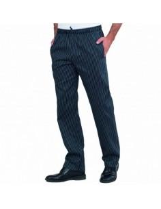 Pantalone Da Cuoco Gessato...