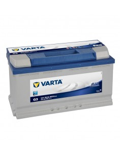 Varta G3 Blue Dynamic Auto...