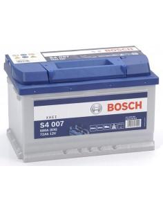 BOSCH BATTERIA S4007 (72A DX)
