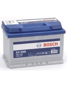 BOSCH BATTERIA S4008 (74A DX)