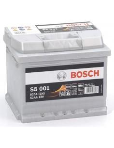 BOSCH BATTERIA S5001 (52AH DX)
