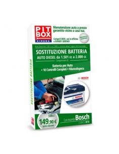 PITBOX XB14 SOSTITUZIONE...