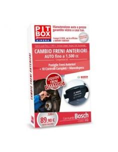 PITBOX XF12 CAMBIO FRENI...