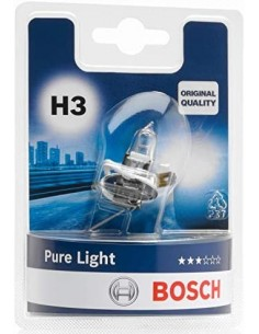 BOSCH 1 LAMPADINA H3 006...
