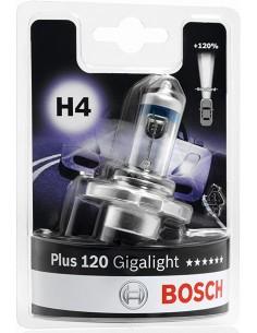 BOSCH 1 LAMPADINA H4...