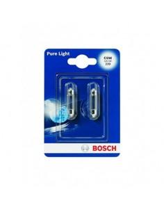 BOSCH 2 LAMPADINA C5W 004...