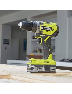 Trapano A Percussione Brushless Ryobi R18PD5-220S (2x 2.0Ah) 2