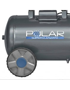 Compressore silenziato Polar KWU750-50L Oil Free 50L - 1 2