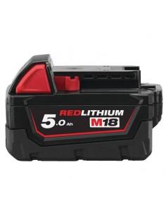 Batteria RedLithium 5.0Ah Milwaukee M18 B5