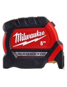 Flessometro Magnetico 5m Milwaukee Serie Premium